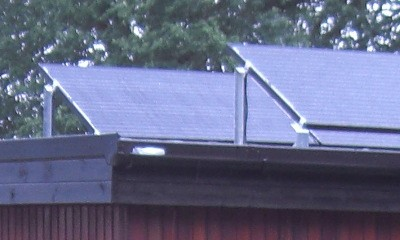 solar panels - sustainable technology