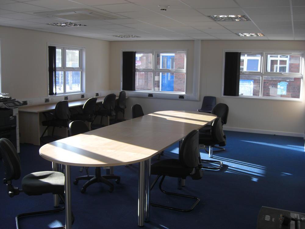 Modular Classroom Security ~ Corporate classrooms a modular buildings solution from rg