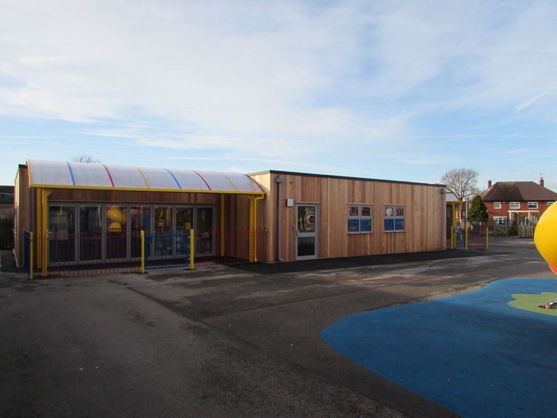 Newstead Academy Primary School Buildings