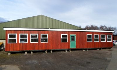 New 6-Bay Building
