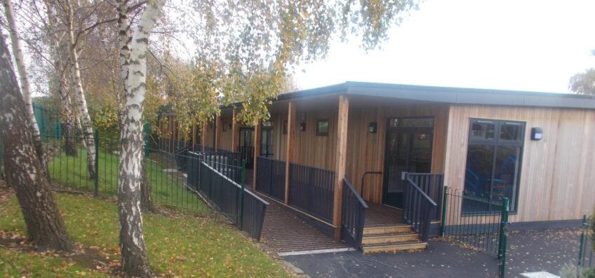Burnwood Community School, Stoke on Trent
